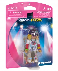 PLAYMOBIL Playmo-Friends : Rappeur (70237)