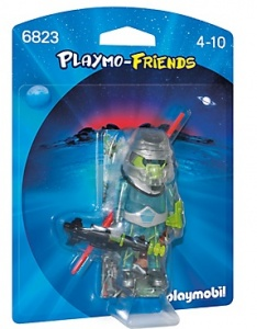 PLAYMOBIL Playmo-Friends: Ruimtesoldaat (6823)