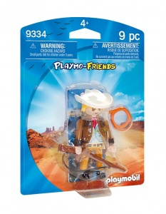 PLAYMOBIL Playmo-FriendsShérif (9334)