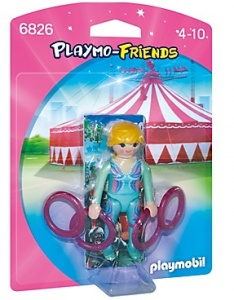 PLAYMOBIL Playmo-Friends: Turnster met ringen (6826)