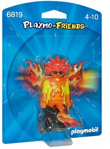PLAYMOBIL Playmo-Friends: Vlamiak (6819)