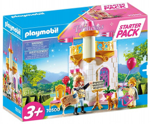 PLAYMOBIL Princess - Starterpack castle (70500)