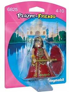 PLAYMOBIL Playmo-Friends: Indische prinses (6825)