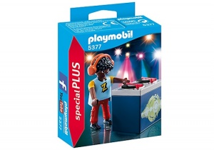 PLAYMOBIL Special Plus: DJ Z (5377)
