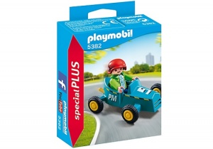 PLAYMOBIL Special Plus: Boy with map (5382)