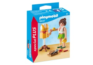 PLAYMOBIL Special Plus - Modedesigner (9437)