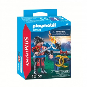 PLAYMOBIL Special Plus - Guerrier oriental (70158)