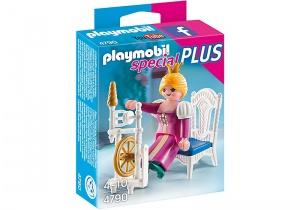 PLAYMOBIL Special Plus: Prinses met spinnewiel (4790)