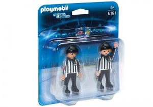 PLAYMOBIL Sport & Action: Hockey scheidsrechters (6191)