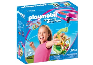 PLAYMOBIL Sports & Action - Fee propeller (70056)