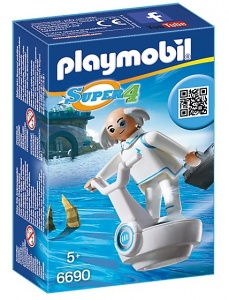 PLAYMOBIL Super 4: Professor X (6690)
