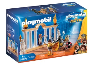 PLAYMOBIL The Movie - Keizer Maximus in het Colosseum (70076)