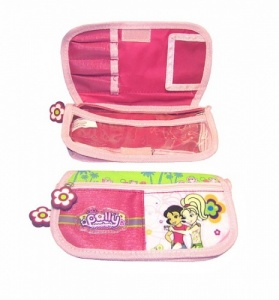 Polly Pocket Etui Roze