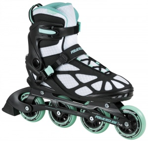 03b93426f4c Powerslide inlineskates One Lancer dames zwart/wit