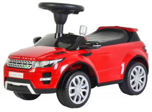 Range Rover Evoque Ride On runner 63 cm red