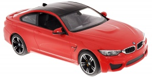 Rastar RC BMW M4 Coupe 30 cm schaal 1:14 rood