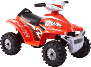 Rollplay accuvoertuig Powersport ATV mini-quad junior 6V rood