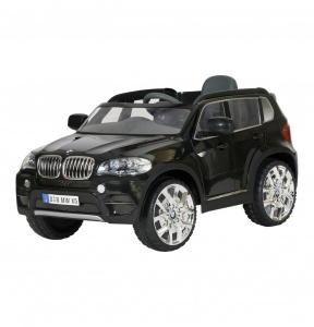Rollplay BMW X5 SUV battery-powered vehicle 6 Volt black