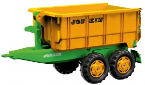 Rolly Toys Trailer RollyContainer Joskin junior yellow