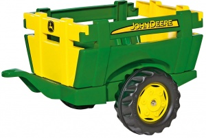 Rolly Toys Trailer RollyFarm John Deere junior green