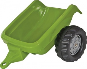 Rolly Toys Trailer RollyKid junior green