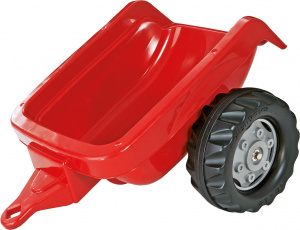 Rolly Toys remorque RollyKid rouge junior