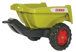 Rolly Toys remorque RollyKipper II Claas junior vert