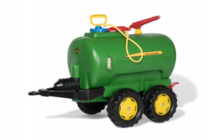 Rolly Toys RollyTanker John Deere junior green