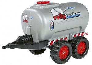 Rolly Toys Giertank RollyTanker junior Silber