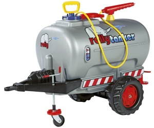 Rolly Toys RollyTanker with pump junior silver