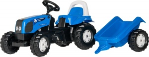 Rolly Toys RollyKid Landini Power Farm Junior Blue