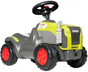 Rolly Toys Roller tractor RollyMinitrac Claas Xerion junior gray