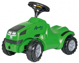 Rolly Toys Roller tractor RollyMinitrac Deutz-Fahr Agrokid junior green