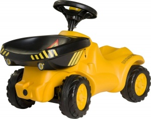 Rolly Toys Roller tractor RollyMinitrac Dumper junior yellow