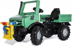 Rolly Toys RollyUnimog Forest Junior Mint Green
