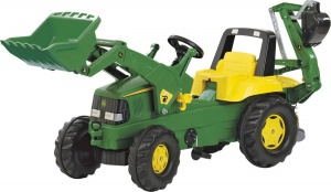 Rolly Toys RollyJunior John Deere green