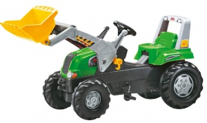 Rolly Toys RollyJunior RT Green / Black