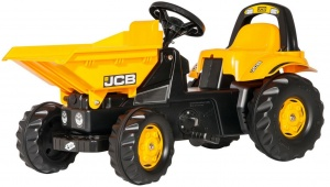 Rolly Toys RollyKid Dumper JCB junior yellow