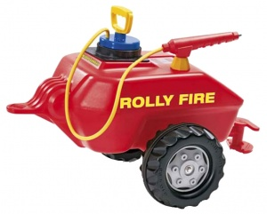 Rolly Toys Réservoir RollyVacumax Fire rouge junior