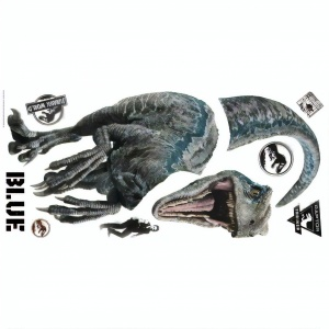 RoomMates muurstickers Jurassic World Fallen Kingdom vinyl 10 stuks
