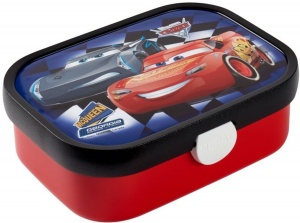 Rosti Mepal bread bin Cars 176 x 130 x 58 mm blue/red