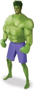 Rubie's kostuum Marvel - the Hulk heren groen