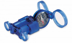 Safari multifunctional compass Optic One junior blue