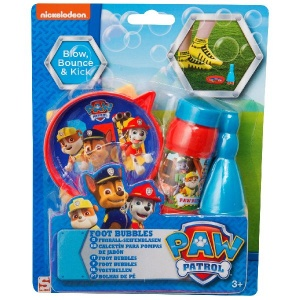 Sambro footbubbles Paw Patrol red / yellow