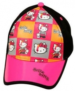 Sanrio Hello Kitty Cap Zwart Maat 52/54