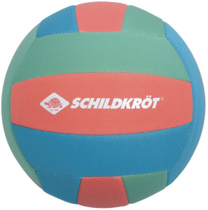 Schildkröt Funsports Beach Ball Tropical 20 cm neopreen