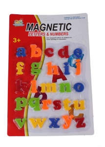 Second Classroom magnetische letters 26-delig