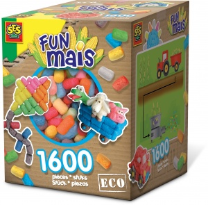 SES Creative funmais Mix 1600 stuks multicolor