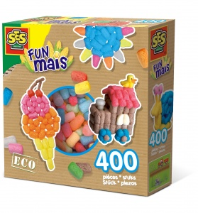 SES Creative funmais Mix 400 stuks multicolor