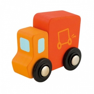 Sevi Truck Mini Orange 7cm